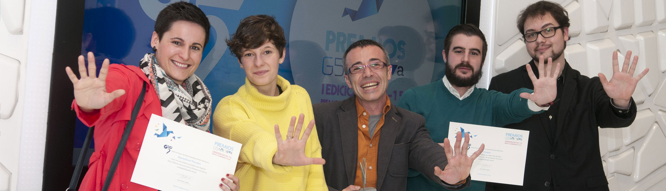 Finalista I Edición Premios Innova