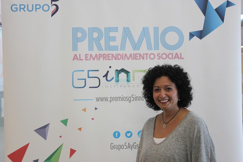 Arancha Blanco, Grupo 5
