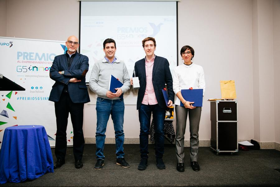 MOUSE 4 ALL ganador de los Premios G5 Innova